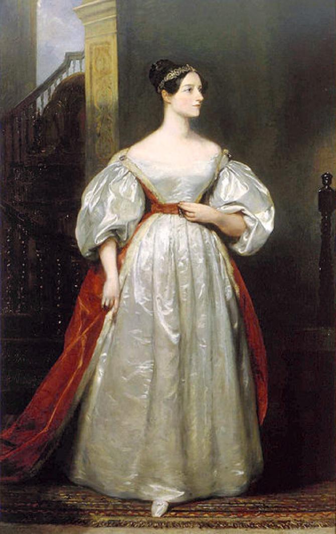 """Lady Ada Lovelace – jak kobieta została """"pierwszym programistą"""""""