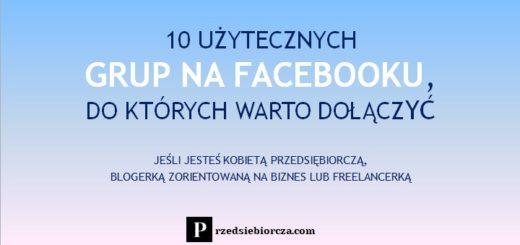 10 użytecznych grup na Facebooku, do których warto dołączyć