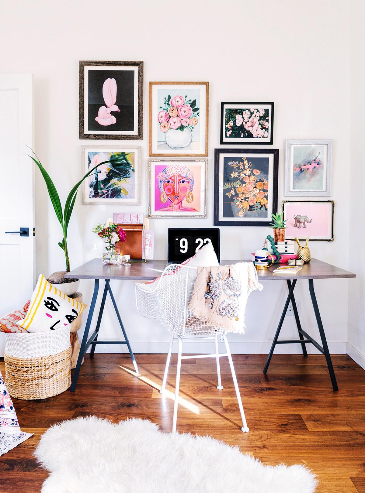 5 niesamowitych biur w domu, które sprawią, że nie będziesz chciała przestać pracować