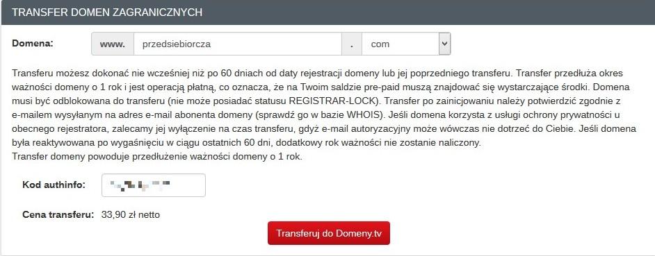 Dlaczego powinnaś przenieść domenę na innego operatora – porównanie oferty 3 rejestratorów + cechy dobrego rejestratora + jak zrobić transfer domeny