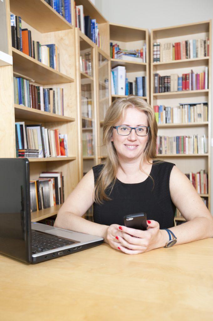 Wywiad z Ewą Glińską, właścicielką HappyHours, mobilnej szkoły językowej