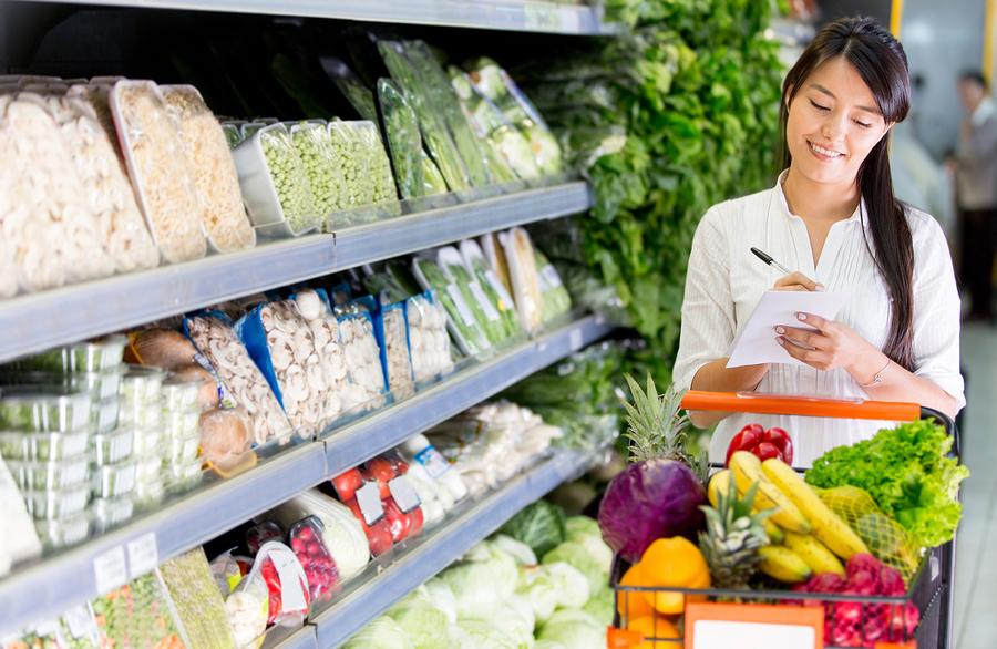 Jak jeść zdrowo i zmieścić się w budżecie