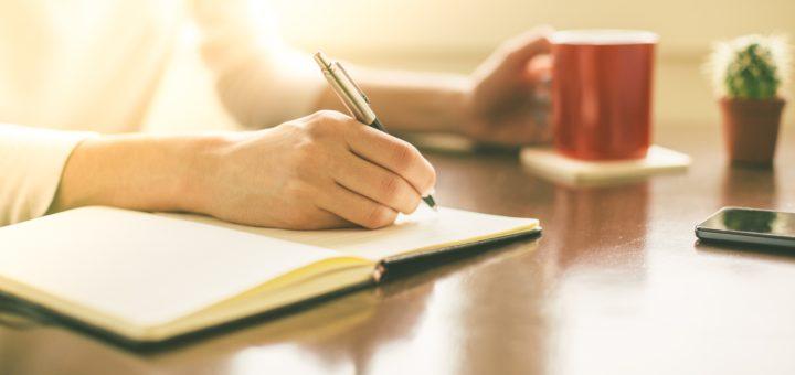 Kilka powodów, dla których musisz pisać pamiętnik