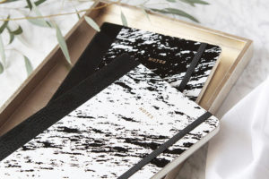 Paper Love Marble Notebook